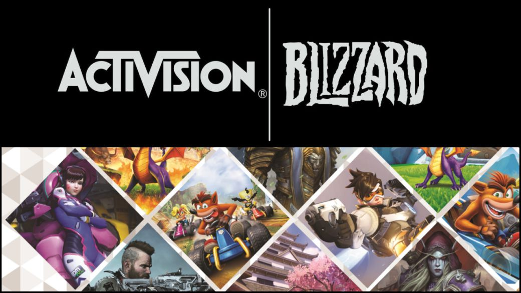 Activision Blizzard Hires Two New Executives Following Harassment Allegations
