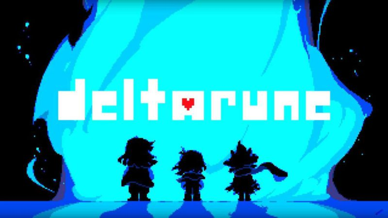 Deltarune Chapter 2 already has a release date on PC;  confirms Toby Fox