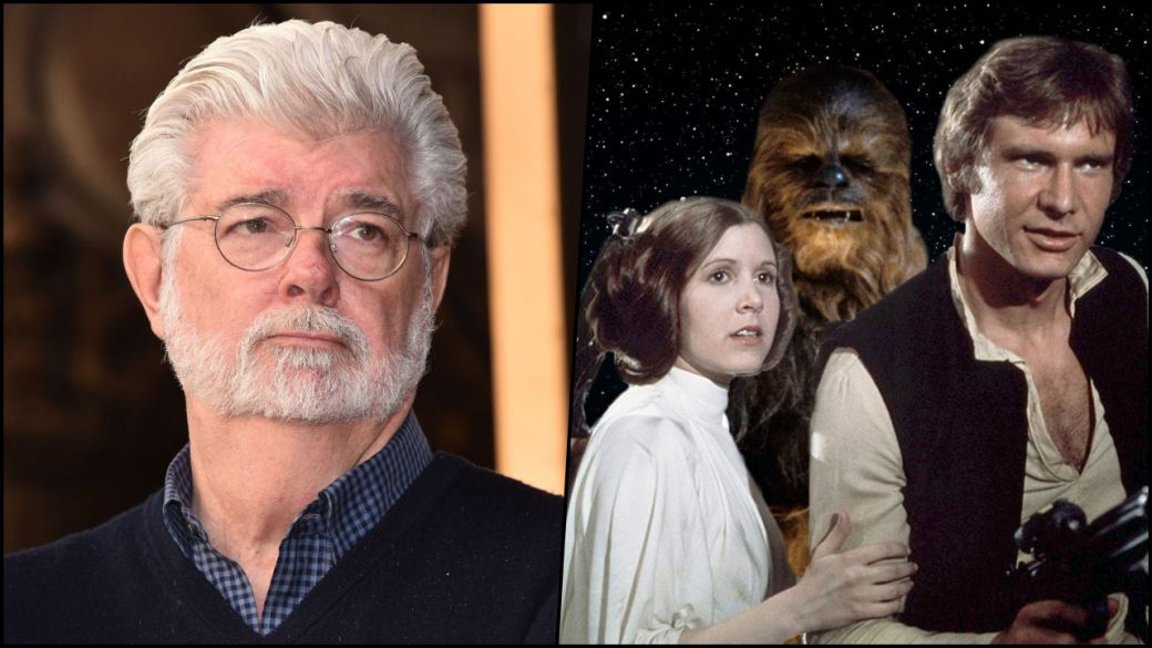 George Lucas (Star Wars) will have a documentary series;  first official details