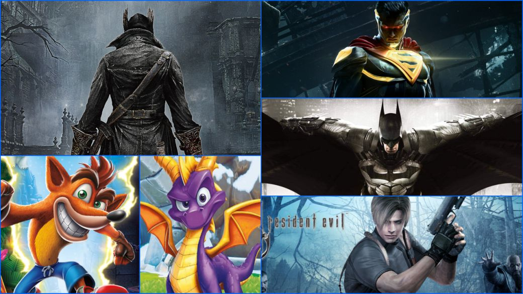 Ofertas PS5 y PS4