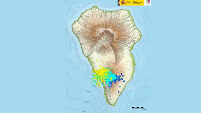 ¿Se acerca una erupción volcánica en las islas Canarias? Lo que se sabe sobre el enjambre sísmico que ha provocado más de 4.000 sismos