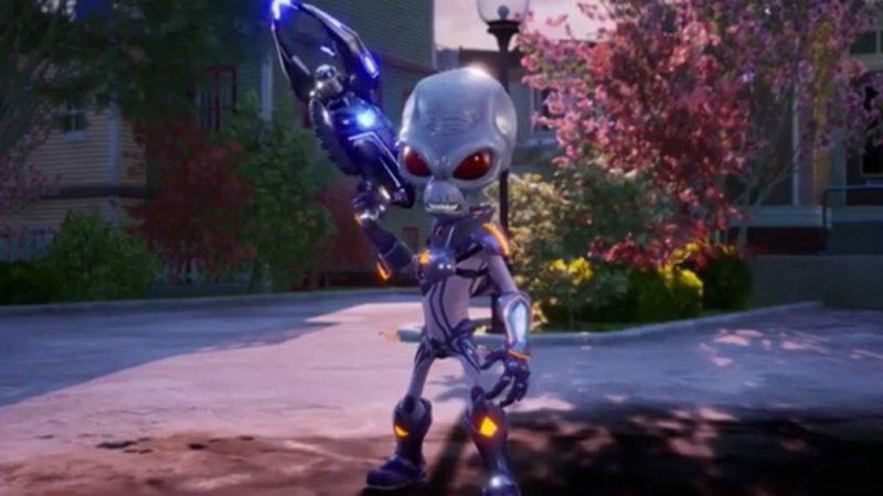 PlayStation filtra por error Destroy All Humans! 2 Remake