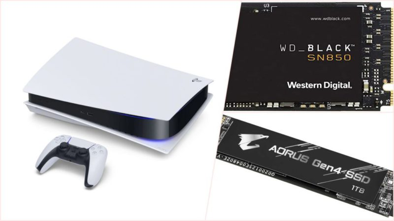 How To Expand PS5 Memory With M.2 SSD Hard Drive;  installation, requirements and compatibility