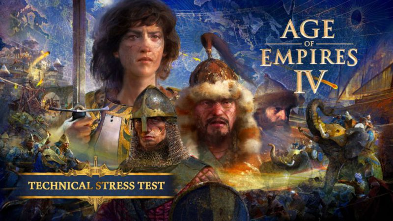 Age of Empires 4 Open Beta;  date, duration and how to access