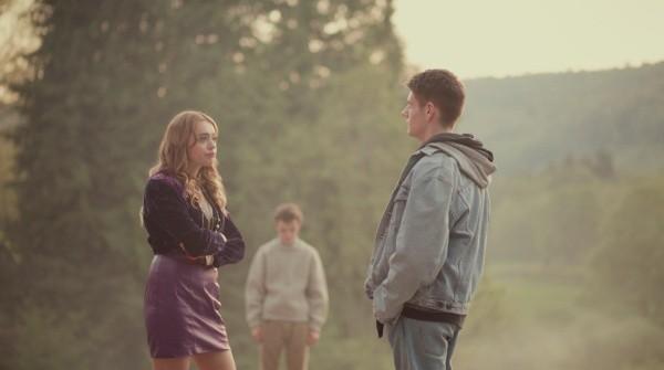 Adam y Aimee. Photo Credits: (Netflix)