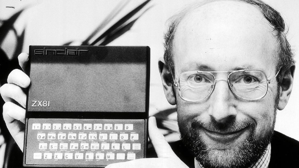 Sir Clive Sinclair, father of the Spectrum, dies