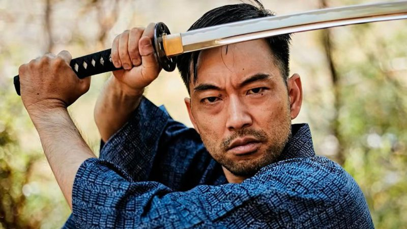 Jin Sakai actor recreates Ghost of Tsushima's moves in exhibition match