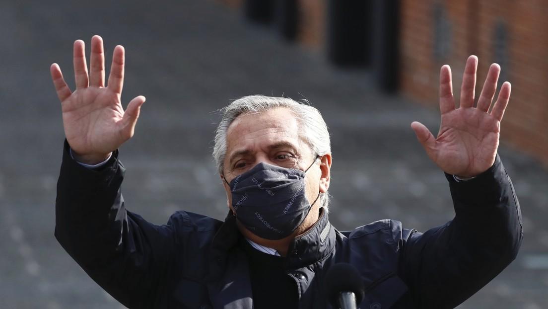 """""""Con presiones, no me van a obligar"""": Alberto Fernández afirma que hará cambios a su Gabinete pero a su tiempo"""
