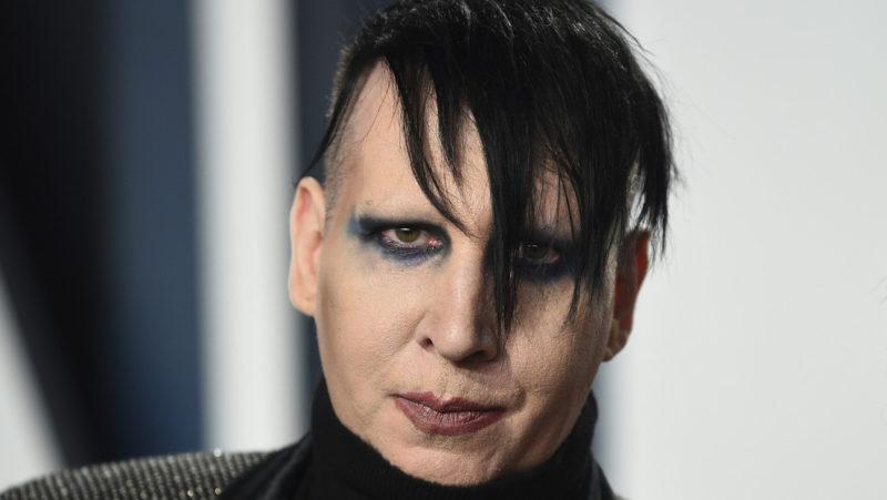 Juez desestima una demanda contra Marilyn Manson por agresión sexual