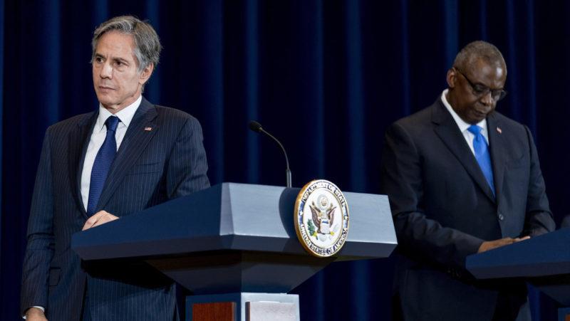 """EE.UU. acusa a China de """"actividades desestabilizadoras"""" y """"esfuerzos por socavar el orden internacional"""""""