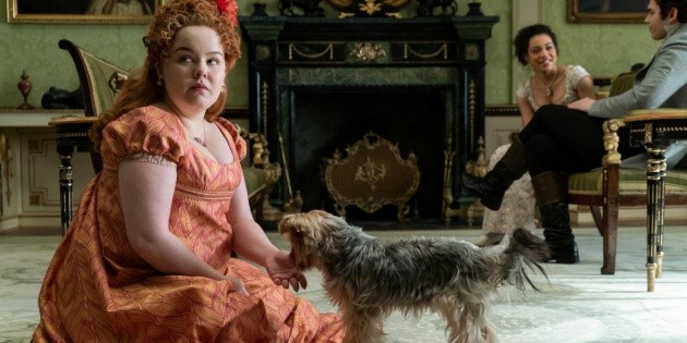 """Bridgerton: Nicola Coughlan spoke of season 2 and assured that it will be """"much more ardent"""""""