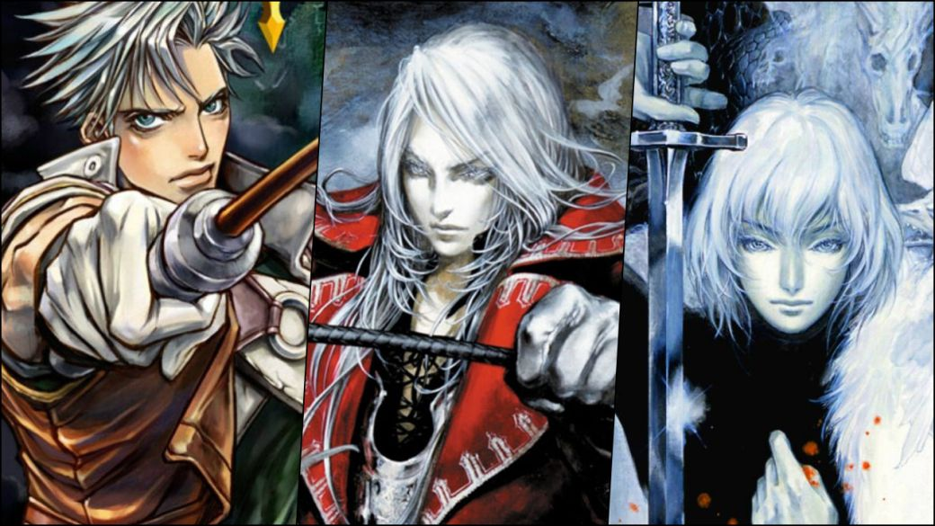 Castlevania Advance Collection Ranked for PS4, Xbox, Switch and PC in Taiwan