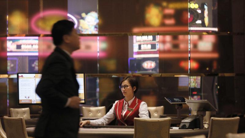 Las acciones de los casinos de Macao caen un 23 %, perdiendo 17.000 millones de dólares en un solo día