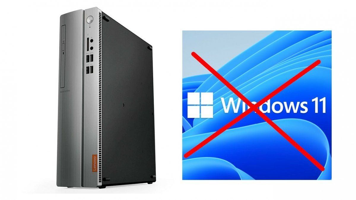 Caution: PCs unsuitable for Windows 11 are still on the market