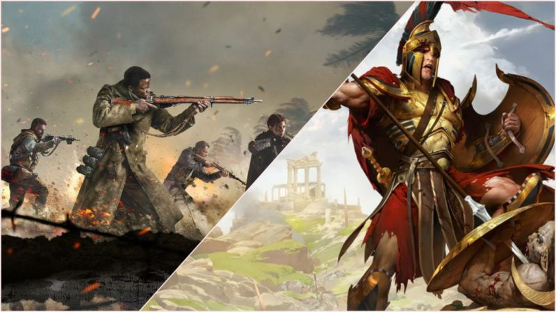 Free and sale games for this weekend: beta CoD Vanguard, Titan Quest and more