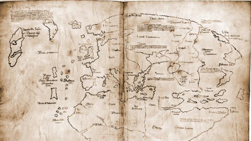 Concluyen que el mapa de Vinlandia, una vez considerado el primer plano del Nuevo Mundo, es una falsificación