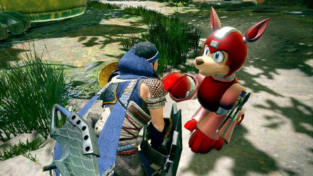 Monster Hunter Rise collaborates with Mega Man for the arrival of Rush;  confirmed date and trailer