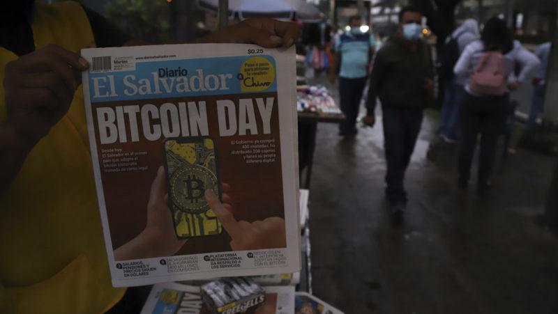 Corte de Cuentas de El Salvador auditará al Gobierno de Bukele por el uso de fondos públicos para la compra de bitcóins