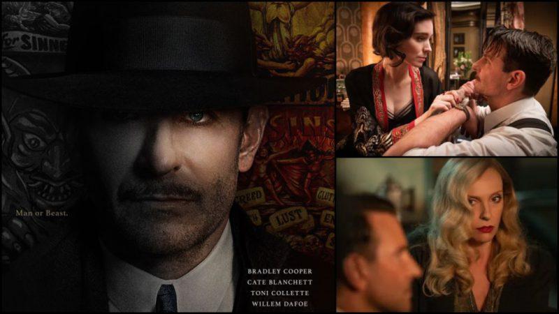 Nightmare Alley, spectacular trailer of the new Guillermo del Toro;  a brilliant cast