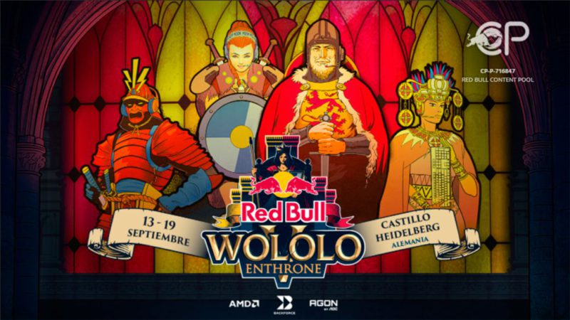 Red Bull Wololo V Enthrone: follow the Age of Empires II final live and in Spanish