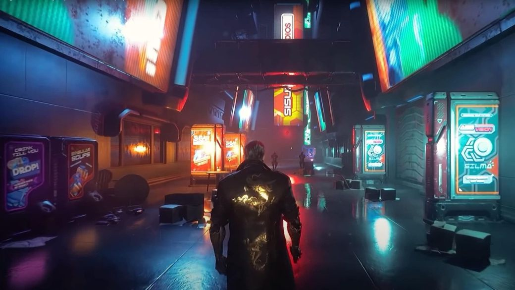 """Vigilance 2099 hopes not to make the mistakes of Cyberpunk 2077 and """"not to promise too much"""""""