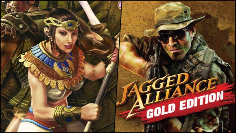 Free Games: Get Titan Quest Anniversary Edition and Jagged Alliance 1: Gold Edition for Steam