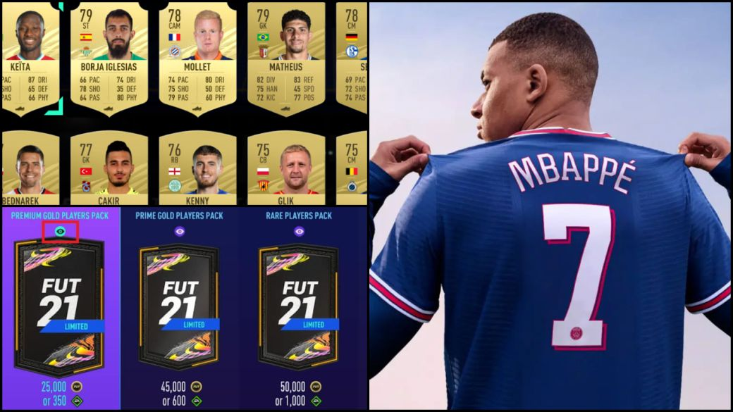 FIFA 22 will keep loot boxes in Ultimate Team, but will add Preview Packs