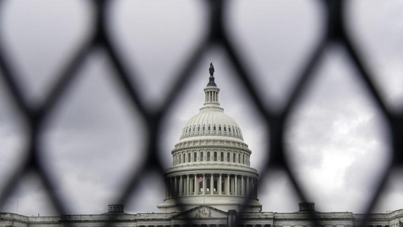 100 efectivos de la Guardia Nacional de EE.UU. estarán en espera durante una marcha de seguidores de Trump en Washington D.C.