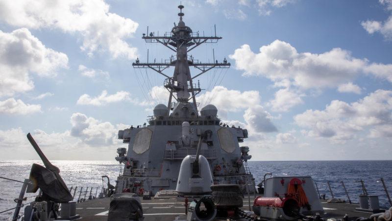 China despliega sus fuerzas para patrullar las inmediaciones de Taiwán tras el paso de un destructor de EE.UU.