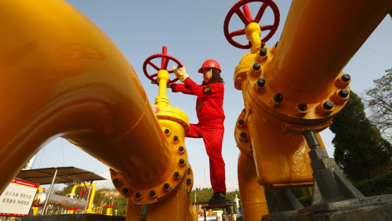 """Gazprom, sobre el rápido crecimiento de la demanda de gas natural en China: """"Realmente impresiona"""""""