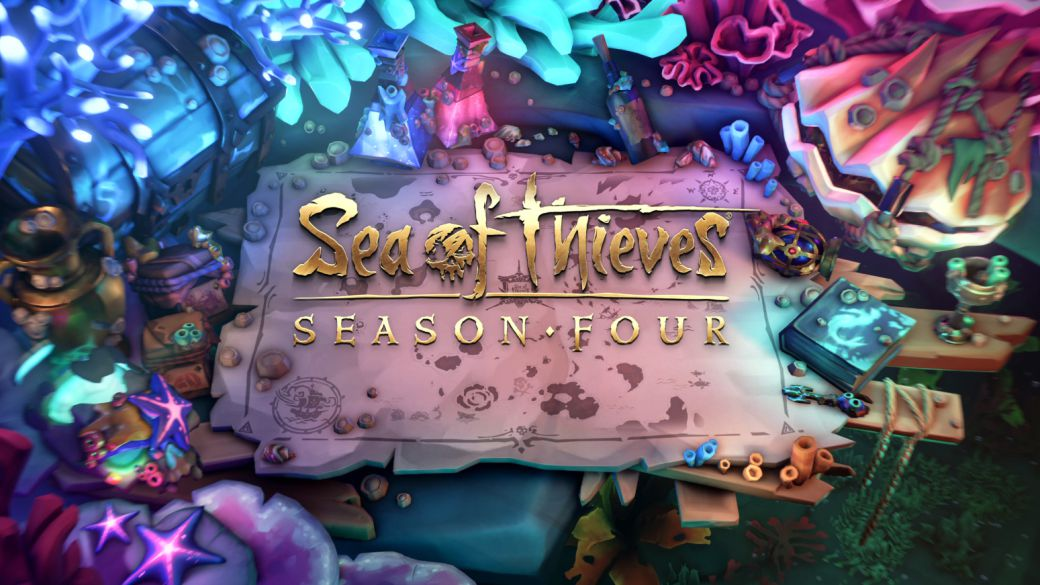 Sea of Thieves Season 4 will take us to the bottom of the sea;  date and time of update