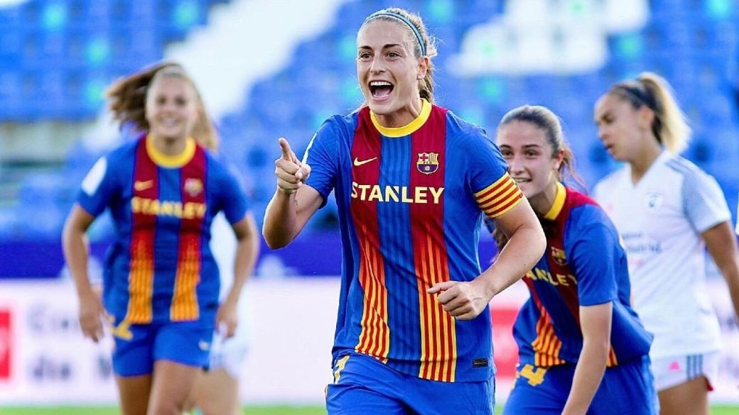 FIFA 22: Alexia Putellas, best player in Europe for FIFA, responds to its low average