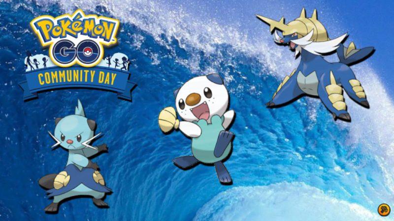 Pokémon GO: Guide for Community Day September 2021 (Oshawott)