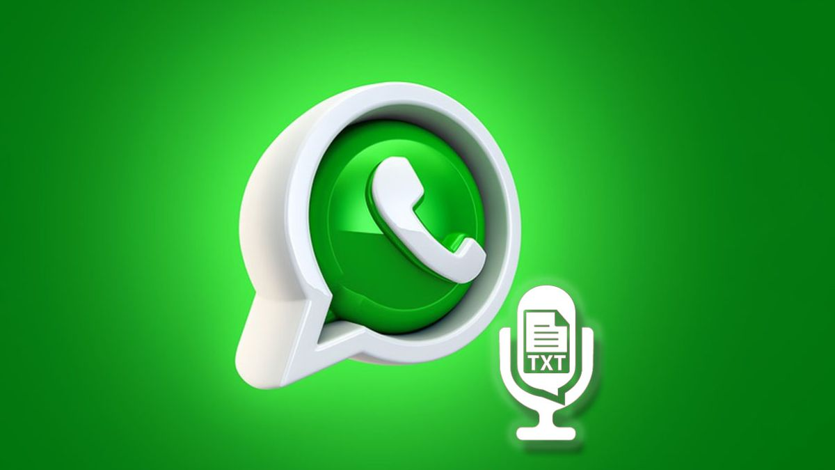 Cómo convertir un mensaje de voz de WhatsApp a texto