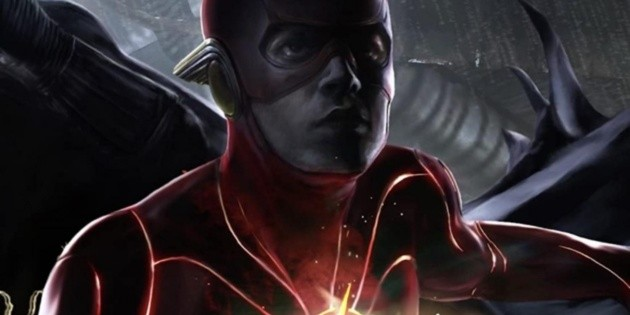 The Flash movie's new track is an intriguing mashup