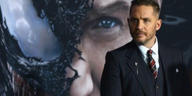 A deleted photo of Tom Hardy could confirm Venom in Spider-Man: No Way Home