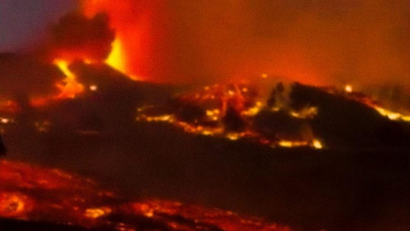 100 viviendas devoradas y 5.000 evacuados: las impactantes imágenes que deja la erupción del volcán de la isla española de La Palma (VIDEOS, FOTOS)