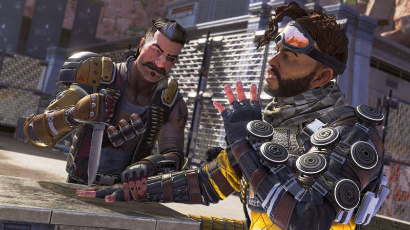 Apex Legends triples game disconnections due to server issues