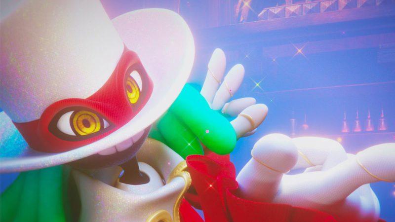 Sonic co-creator, indie game developer after Balan Wonderworld
