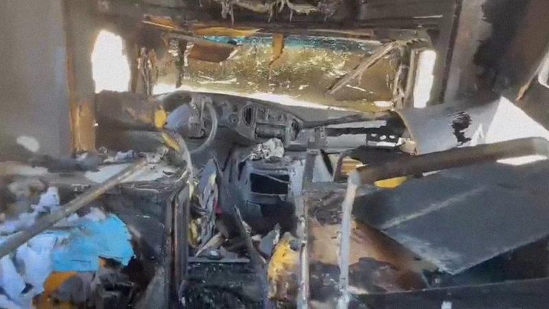 """Queman un vehículo consular de El Salvador en Nueva York y las autoridades denuncian que fue un """"acto terrorista"""""""