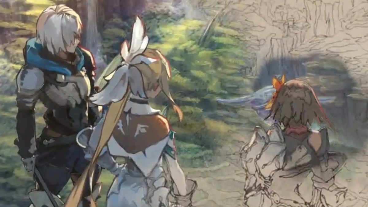 Sega's mysterious new RPG draws attention with its non-linear story