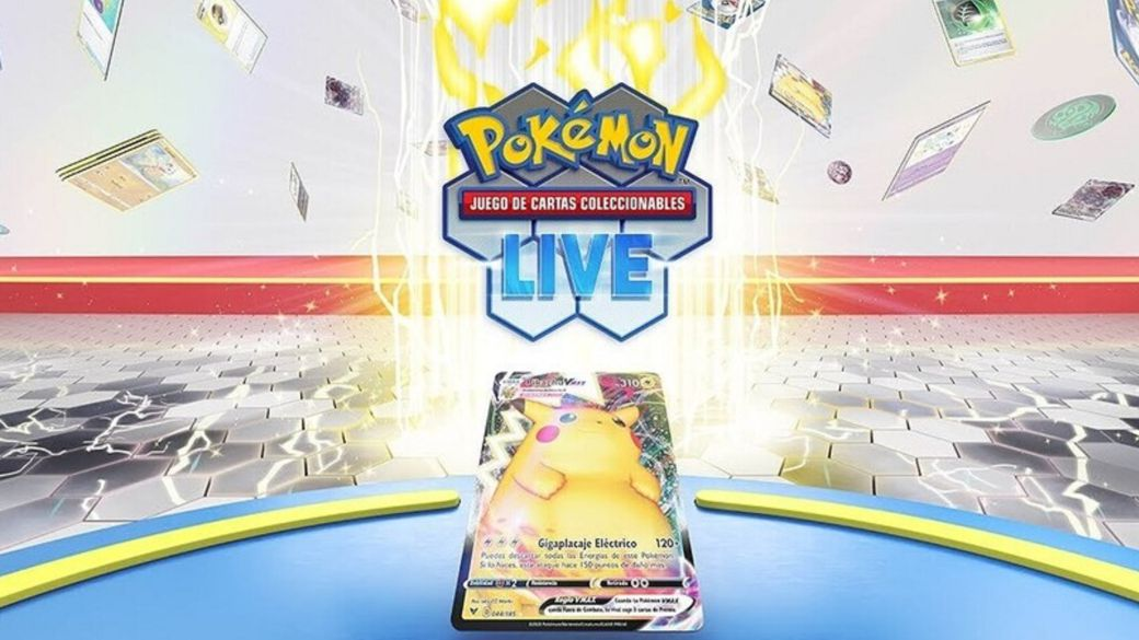 Pokémon Trading Card Live announced for PC, MAC and mobile devices