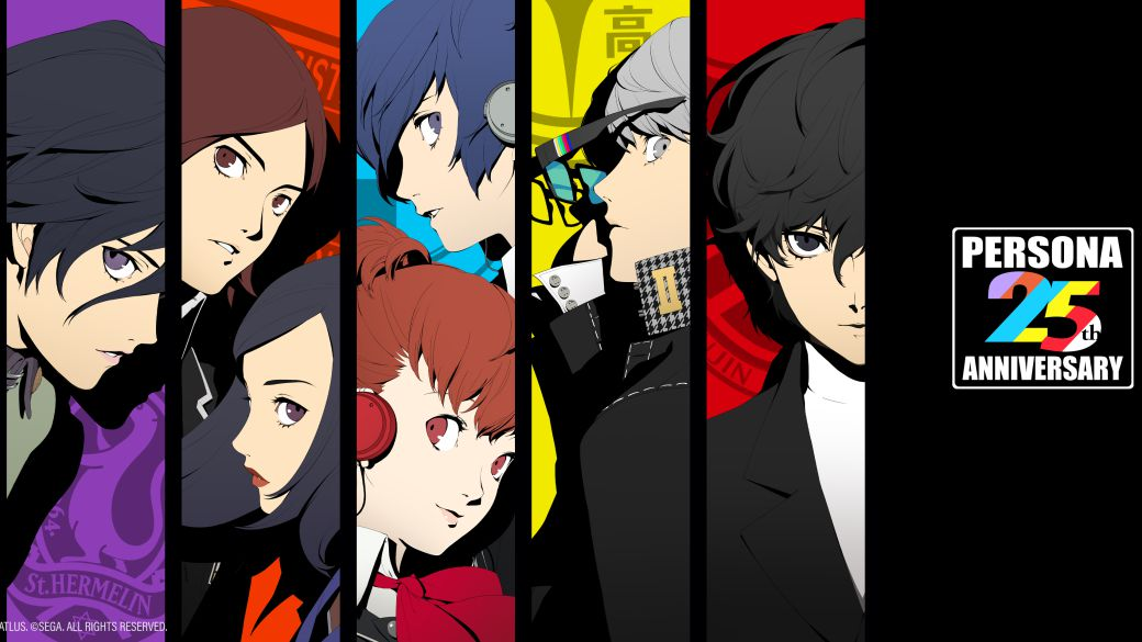 """Atlus prepares """"exciting announcements"""" for the 25th anniversary of Persona"""