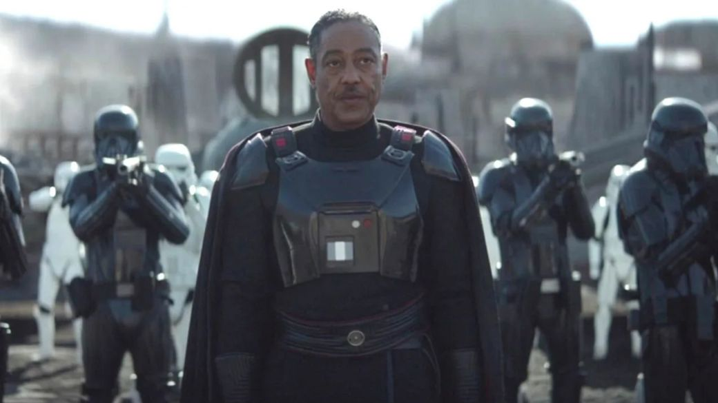 Star Wars the Mandalorian: Giancarlo Esposito anticipates the possible return of Moff Gideon