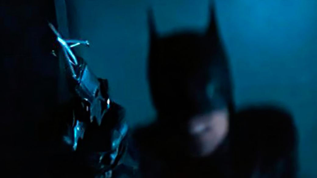 The Batman: this is what Zoë Kravitz looks like as Catwoman and a new frame of Batman in action