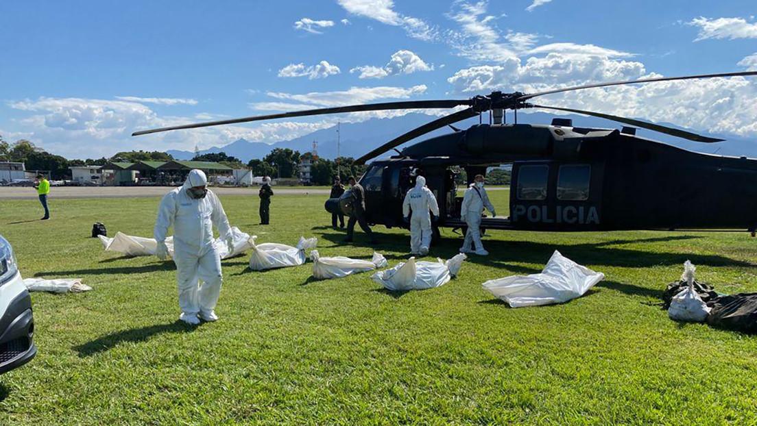 """""""Un golpe trascendental"""": El Gobierno colombiano abate a seis miembros del ELN y anuncia la desarticulación del Frente de Guerra Occidental"""