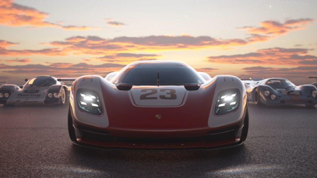 Gran Turismo 7 and Porsche announce collaboration in spectacular trailer