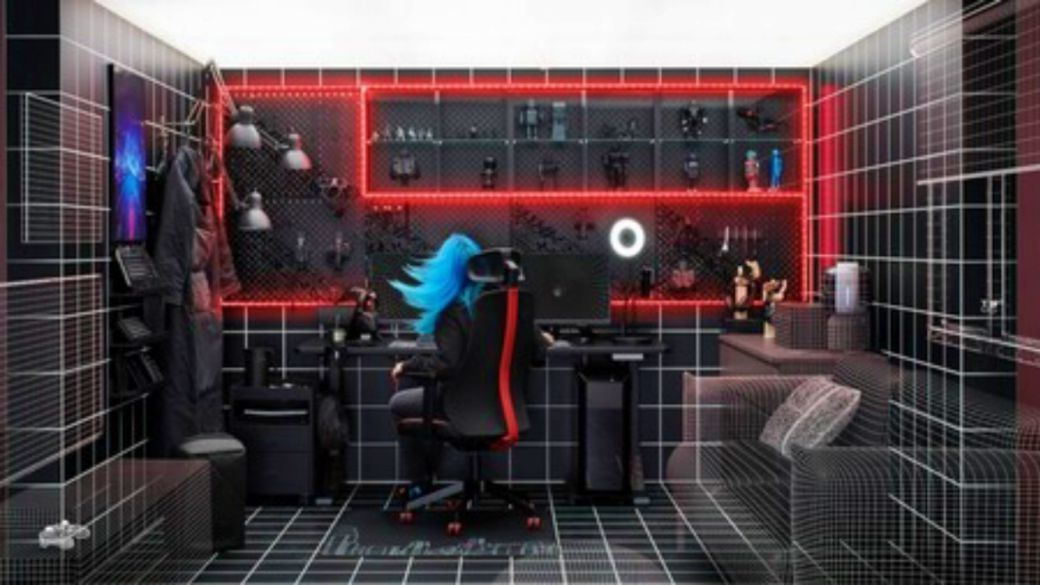 IKEA announces products for video game players: chairs, tables, pillows ...