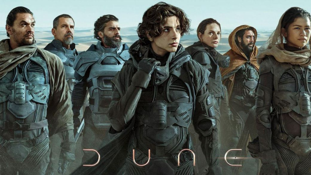 Dune, how did you debut at the box office?  First details of his international debut