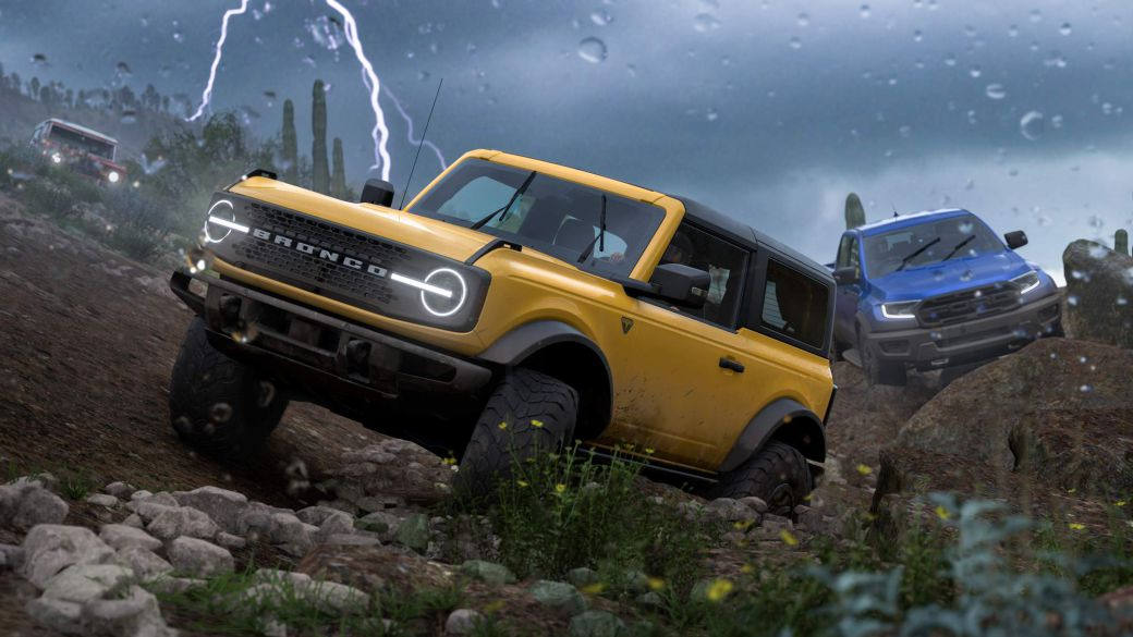 Forza Horizon 5: These will be its launch multiplayer modes
